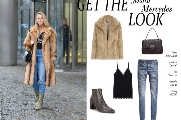 GET THE LOOK- Jessica Mercedes