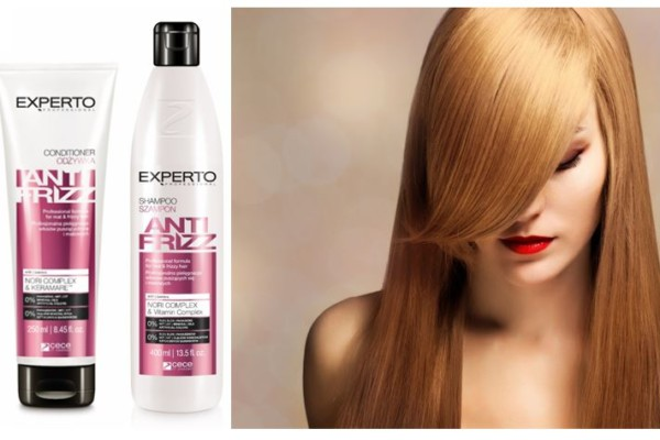 EXPERTO Professional ANTI FRIZZ