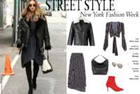 STREET STYLE-NEW YORK FASHION WEEK