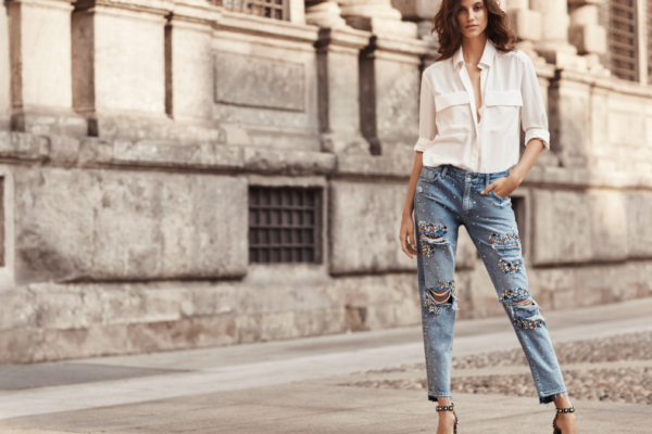 Focus na jeans! Blue Denim Liu Jo SS18