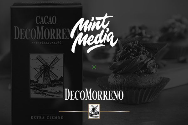 Nowa strona DecoMorreno od Mint Media