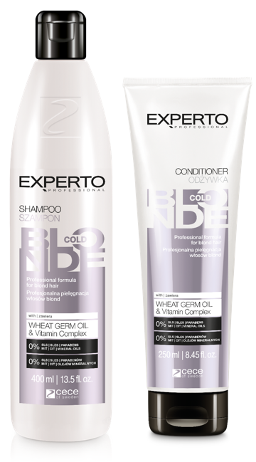 EXPERTO Professional COLD BLONDE