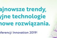 Konferencja INNOVATION 2019
